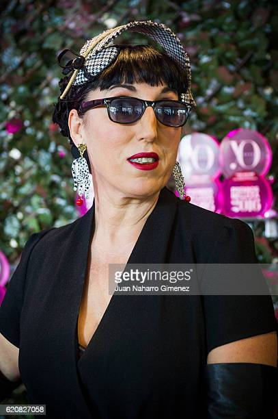 Rossy de Palma attends 'Yo DONA Beauty' awards 2016 at Las Letras Hotel on November 3 2016 in Madrid Spain