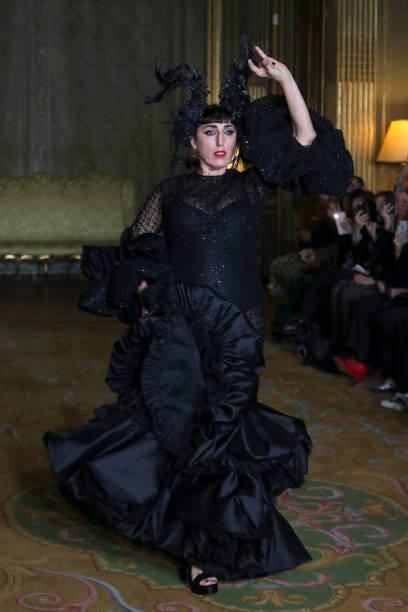 FRA: Juana Martin : Runway - Paris Fashion Week - Haute Couture Spring/Summer 2020