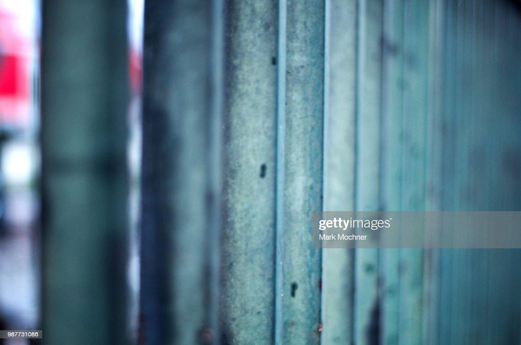 Rostiger Zaun Stock Photo Getty Images