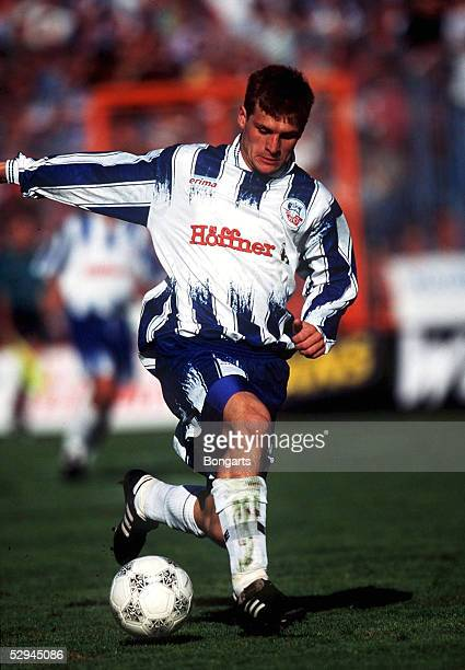 BUNDESLIGA Rostock HANSA ROSTOCK FC STPAULI 20 Steffen BAUMGART/HANSA ROSTOCK