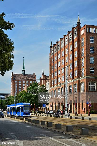 Rostock, Lange Strasse