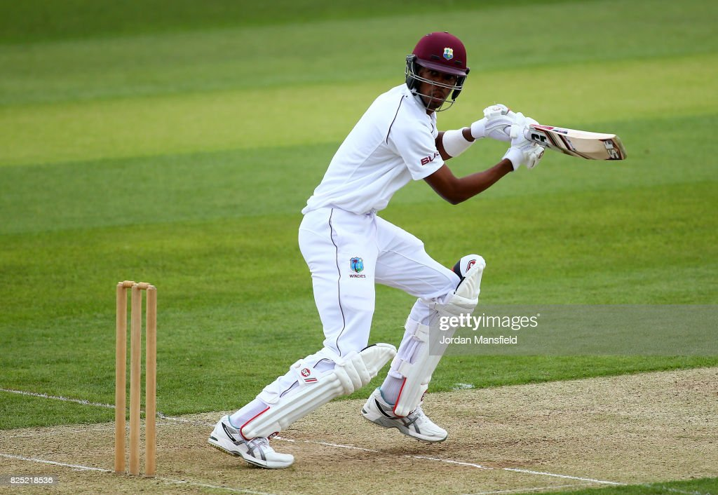 Essex v West Indies - Tour Match : News Photo