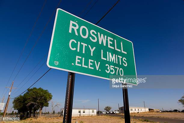 roswell, nuevo mexico - roswell stock pictures, royalty-free photos & images