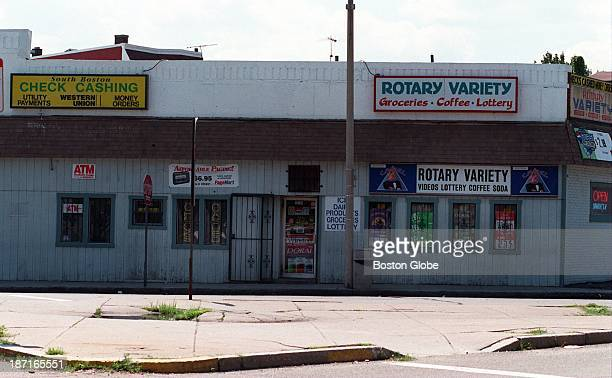 Rotary Variety, a variety store in South Boston that notorious gangster James Whitey Bulger once used as part of his base of operations before...