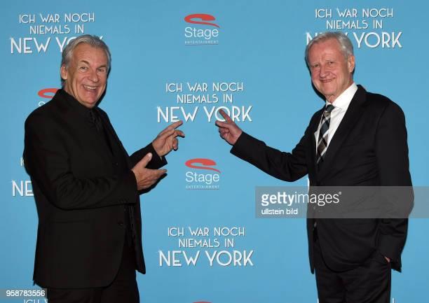 Roten Teppich zur Premiere von Ich war noch niemals in New York am 19 Januar 2017 im Stage Theater an der Elbe Pepe Lienhard ist ein Schweizer...