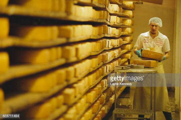 Roth Case Cheese Production