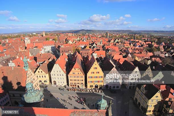 Rothenburg ob der Tauber Town