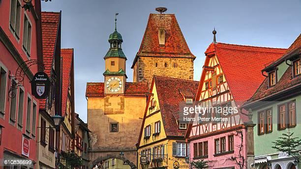 Rothenburg o.d. Tauber, Markusturm