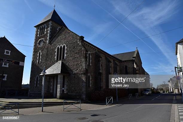 Rotheneuf church Saint Malo