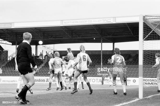 Rotherham 1-2 Reading, League Division Three match at Millmoor, Saturday 14th September 1985.