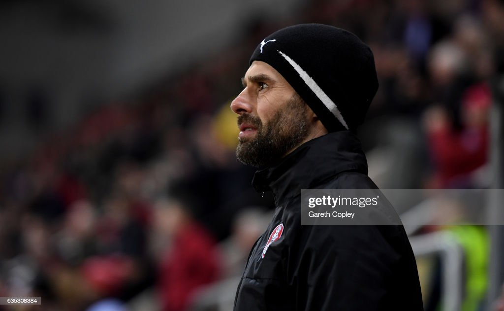 Rotherham United v Huddersfield Town - Sky Bet Championship : News Photo