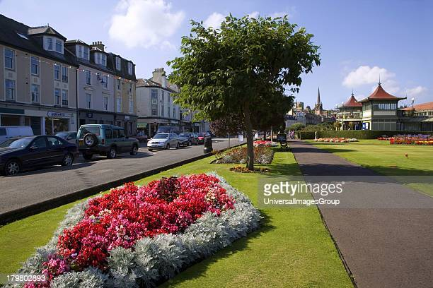 Rothesay Esplanade Isle of Bute Argyll Scotland United Kingdom