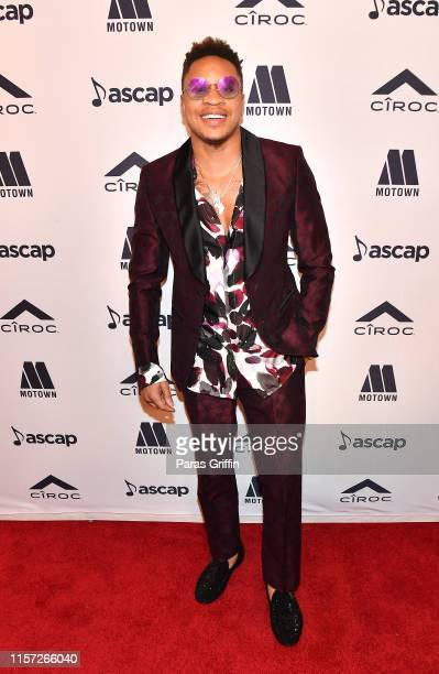 Rotimi attends the 2019 ASCAP Rhythm Soul Music Awards at Regent Beverly Wilshire Hotel on June 20 2019 in Beverly Hills California