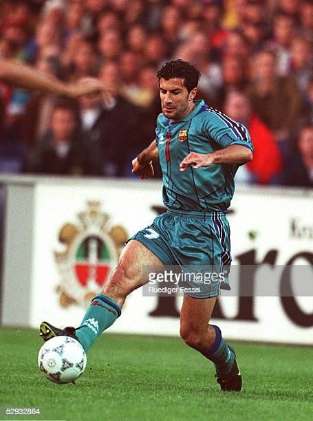 Rotterdam FC BARCELONA PARISSTGERMAIN 10 Luis FIGO/BARCELONA