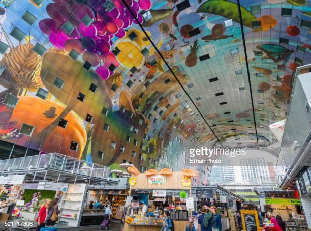 Rotterdam Market Hall (Markthal/Koopboog)