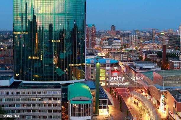 鹿特丹的證券交易所大樓荷蘭 - 金融與經濟 個照片及圖片檔