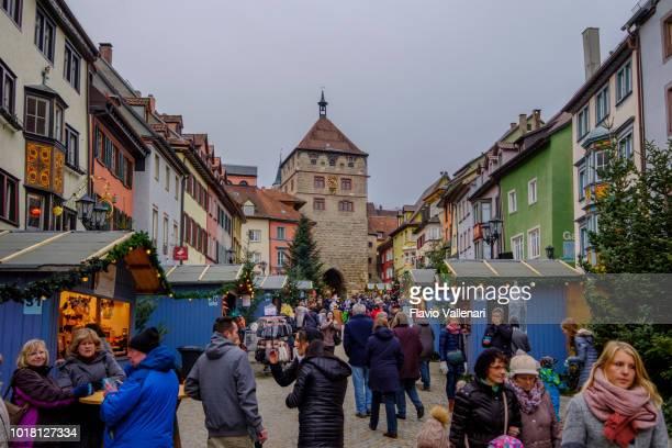 Rottweil, Christmas market (Baden-Württemberg, Germany)