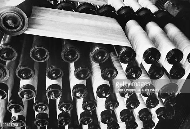 Roubaix Industrial Textile Rolls