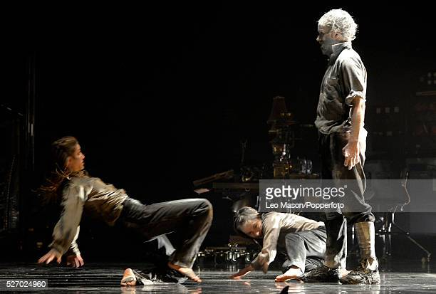 James Thierree performed by Compagne du Hanneton at Sadlers Wells London UK James Thierree Katell Le Breen