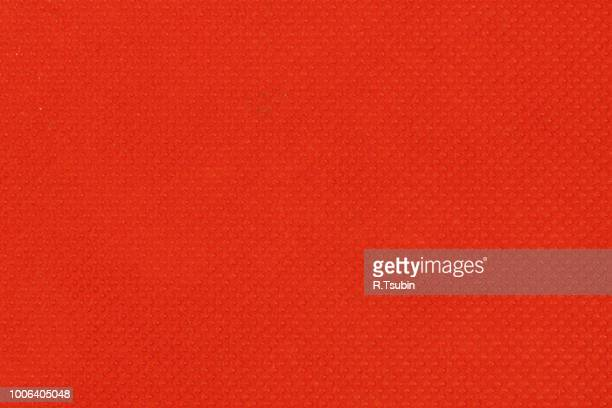 Rough Fabric Texture, Background, Pattern - red