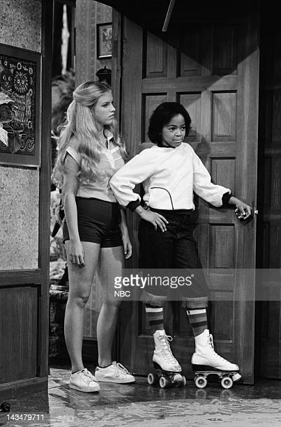 LIFE 'Rough Housing' Episode 1 Aired 8/24/79 Pictured Julie Piekarski as Sua Ann Kim Fields as Dorothy 'Tootie' Ramsey
