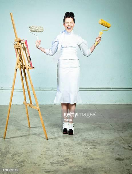 Rough pintor