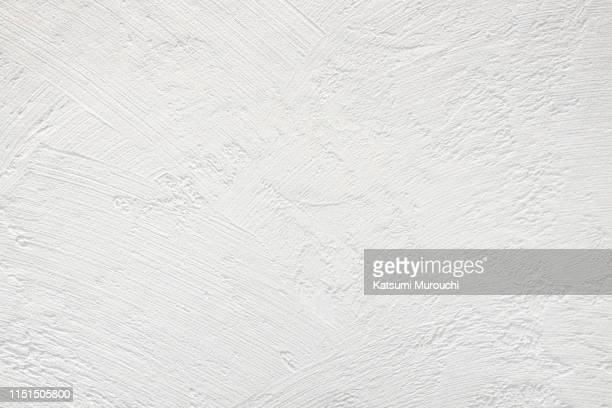 rough pattern exterior wall texture background - paint textures stock pictures, royalty-free photos & images