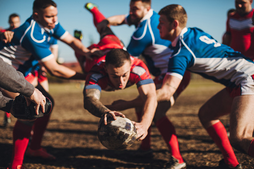 Rough rugby game 981587524