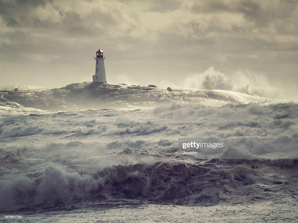 Rough Seas : Stock Photo