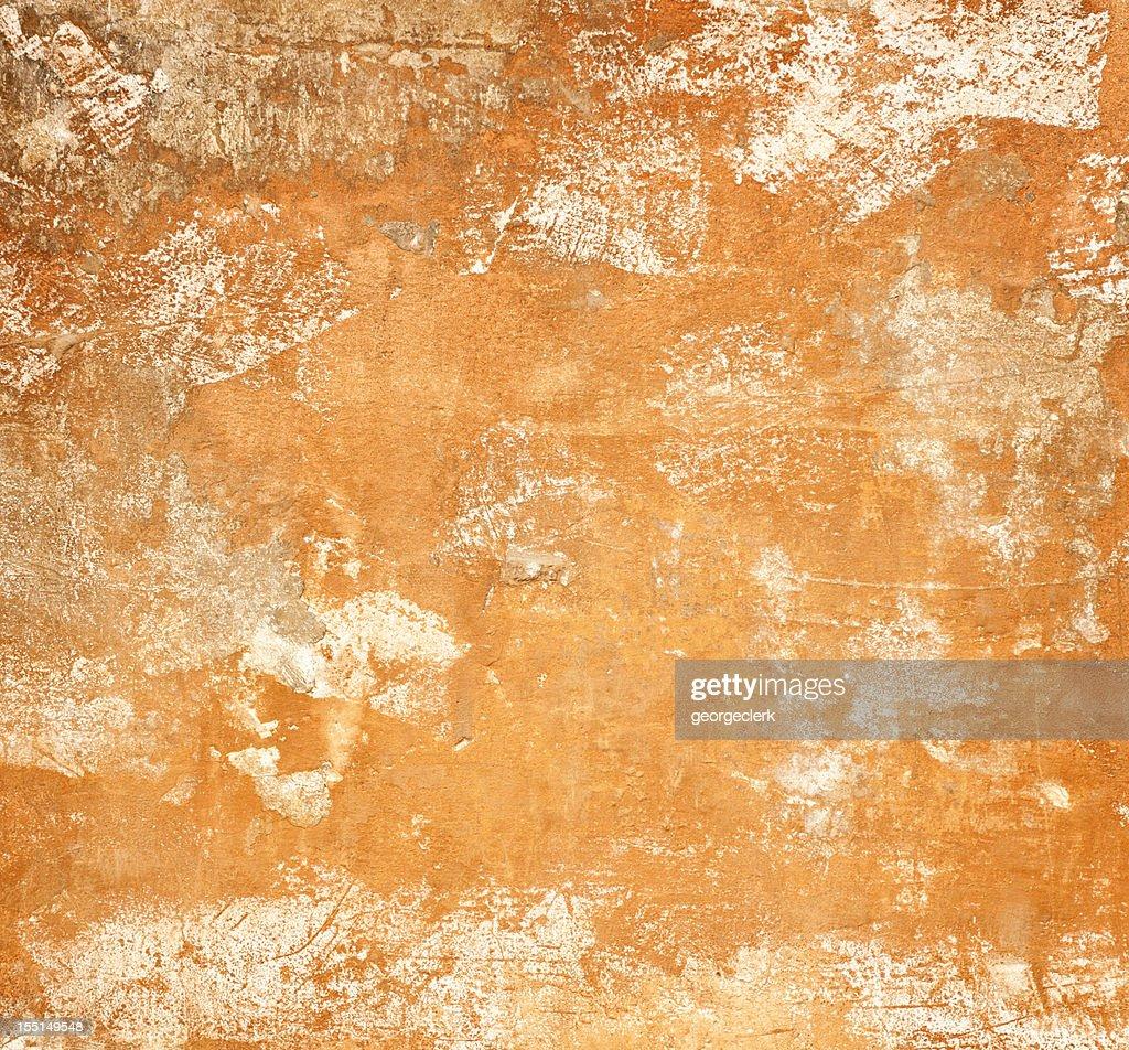 Rough Terracotta Surface : Stock Photo