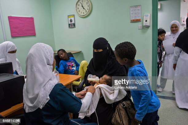 Roughly 1500 Saudi nurses work at the King Saud General Hospital in Riyadh March 11 2015