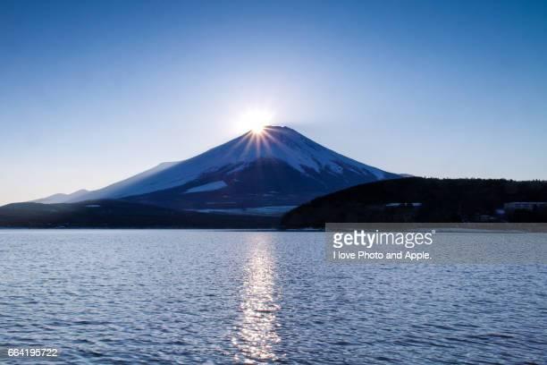 Roughly Diamond Fuji