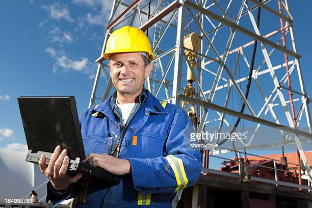 Roughneck and Computer