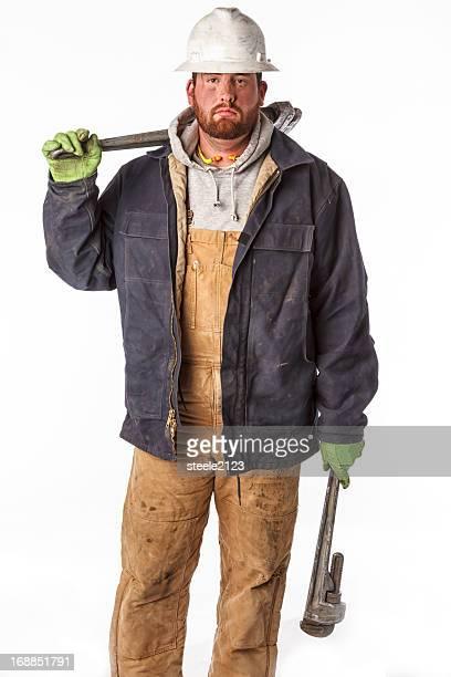 Roughneck Portrait