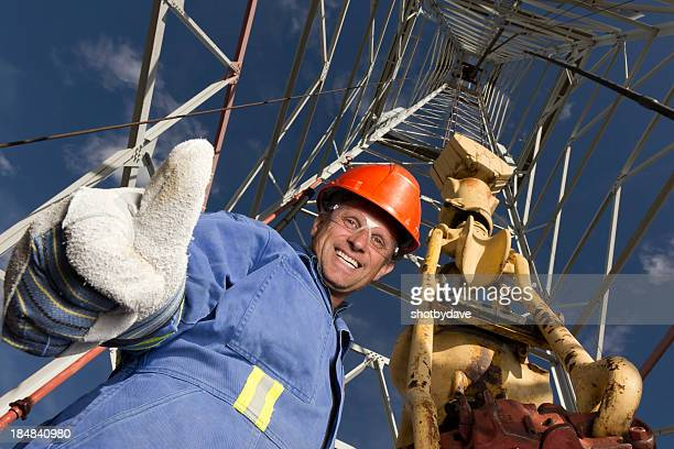 Roughneck Thumbs Up