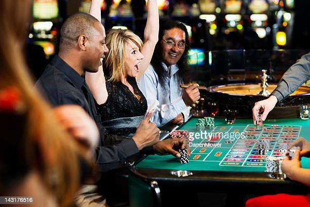 roulette - gambling stock pictures, royalty-free photos & images