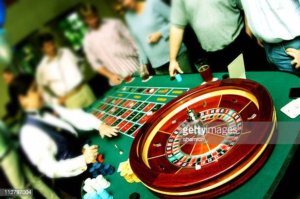 Roulette table in Cross Process