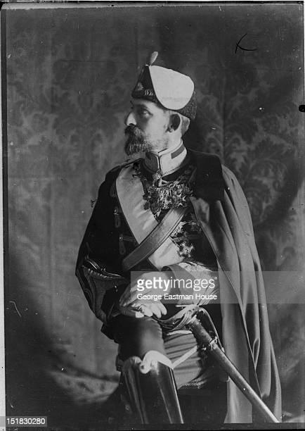 Roumania King Carol I between 1900 and 1919