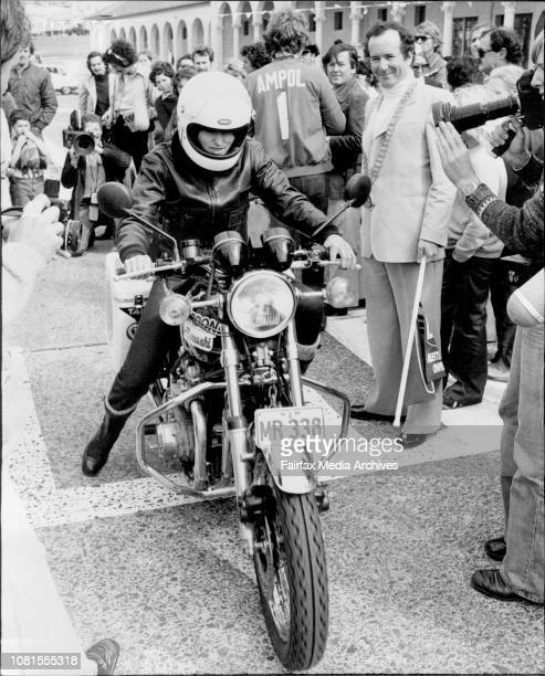 Round Australia Motorcycle Race supported by Ampol The worlds longest motorcycle event commenced at Bondi Beach Pavilion 10am todayThe mayor of...