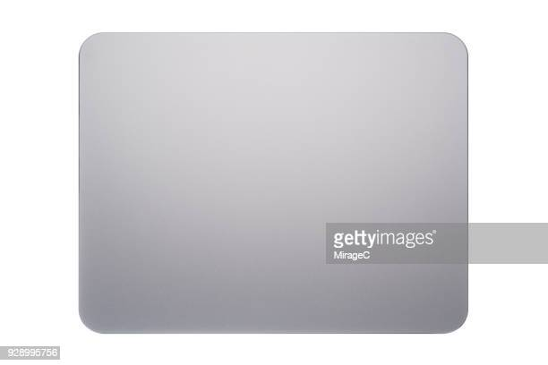 round corner blank aluminium alloy plank - silver coloured stock pictures, royalty-free photos & images
