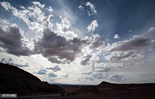 Round Top Ridge Cloudscape