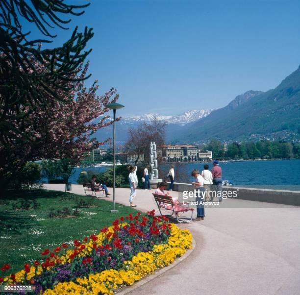 A round trip trough Switzerland 1980s