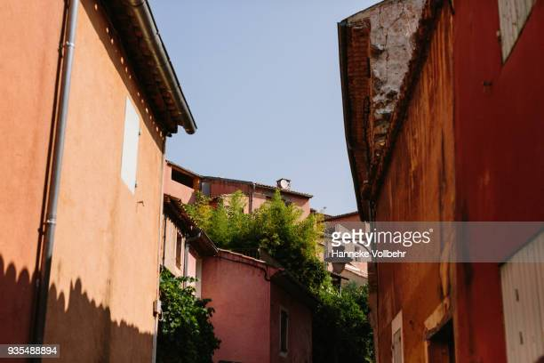 Roussillon Ochre Village in Luberon, France