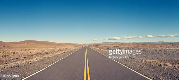 route 40 - two lane highway stock pictures, royalty-free photos & images