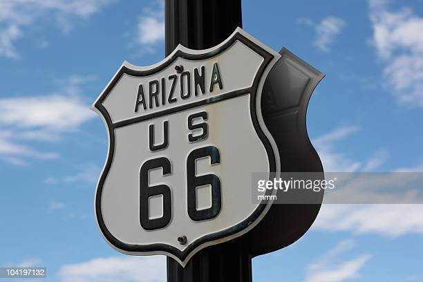 Route 66 Arizona Sign