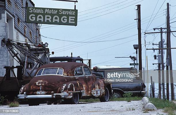 Route 66 Chicago To Los Angeles On June 1st 1992 Cadillac Springfield Missouri On January 1st 1947 In SpringfieldUnited States