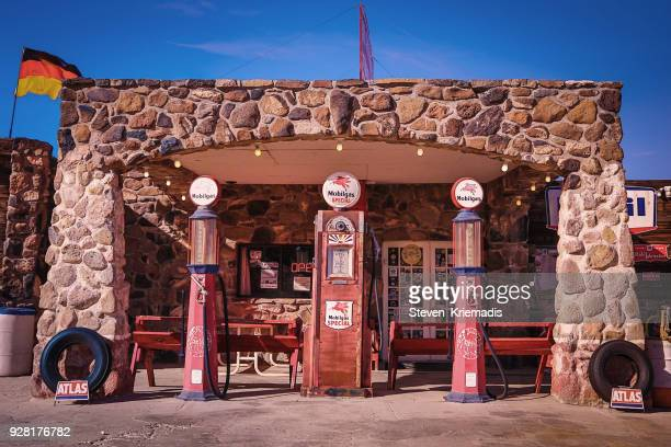 Route 66 - Cool Springs, Arizona - Classic Gas Station