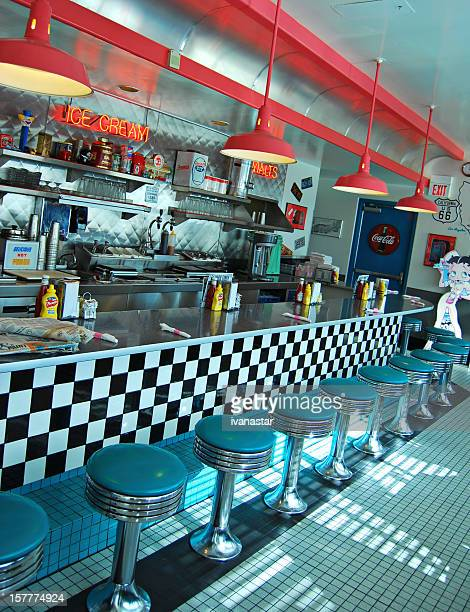 Route 66 Diner in Albuquerque