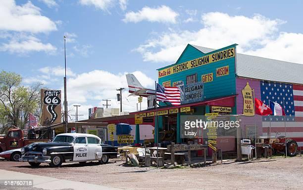 Route 66 Historic Seligman Sundires
