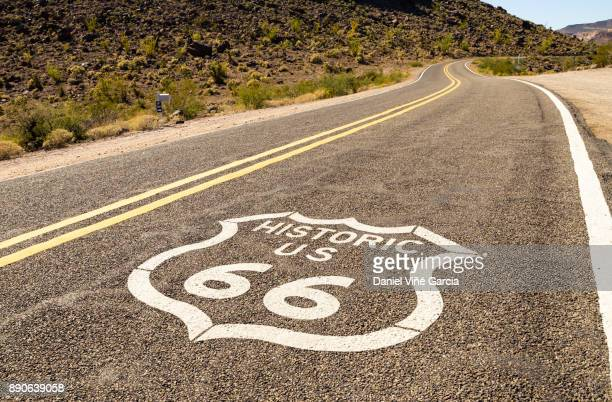 route 66 - route 66 stock photos and pictures